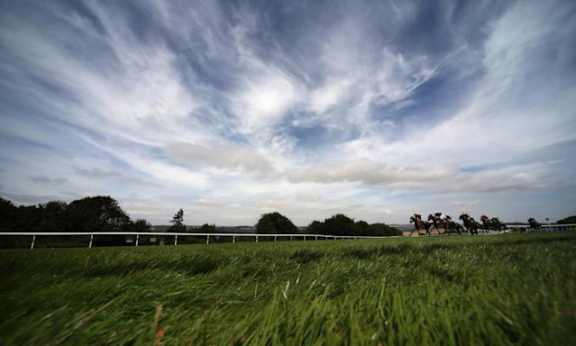 """<span class=""""element-image__caption"""">Salisbury, staging its final fixture of the year, could be the venue for a 12-1 winner trained by Philip Hide.</span> <span class=""""element-image__credit"""">Photograph: Alan Crowhurst/Getty Images</span>"""