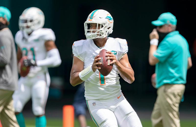 Dolphins QB Tua Tagovailoa reveals how he spent his first million