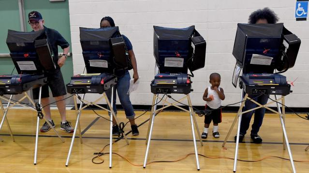 The Department of Homeland Security told told election officials in 21 states on Friday that Russian hackers attempted to access their voting systems in the 2016 election.