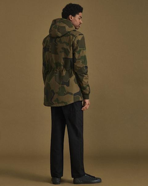551a5c6e61 Fred Perry and Arktis join forces on a camouflage collaboration