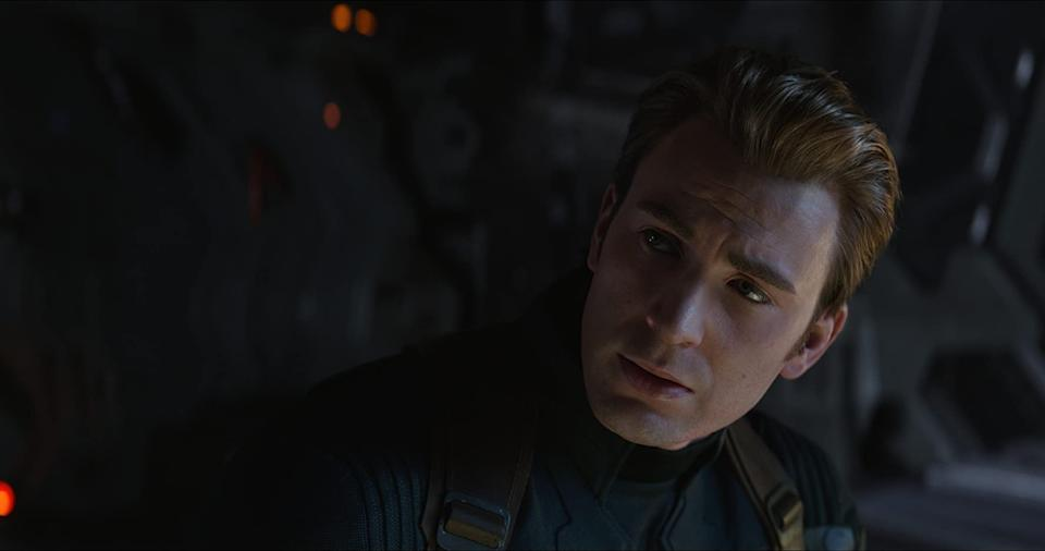 Chris Evans currently has no interest in playing Captain America again (Image by Marvel Studios)