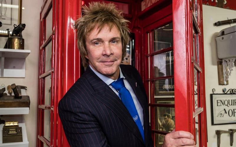Self-made man: Charlie Mullins grew his business from a one-man band to a £40m-a-year operation - Andrew Crowley