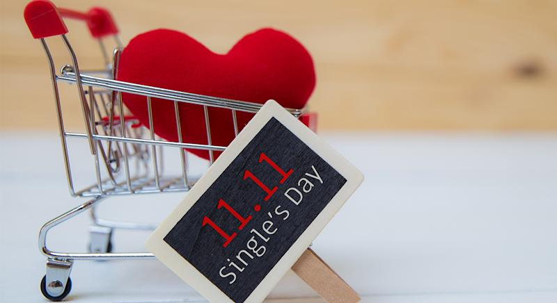 Here's where to shop all the best Singles Day deals. [Photo: Getty]
