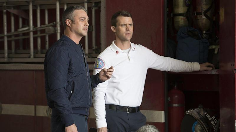 'Chicago Fire' Boss Says There Will Be a Wedding in Season 8 (Exclusive)