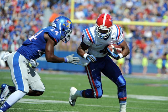 La. Tech wide receiver Sterling Griffin granted sixth year by NCAA