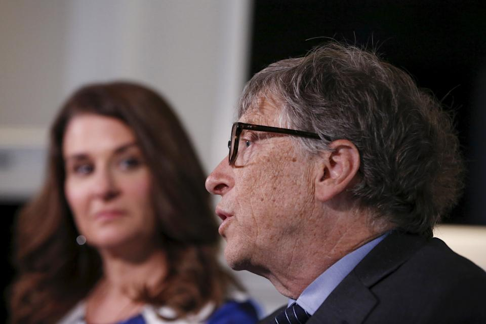 Microsoft co-founder Bill Gates, who certainly falls into the top 20% has spoken out about income inequality.