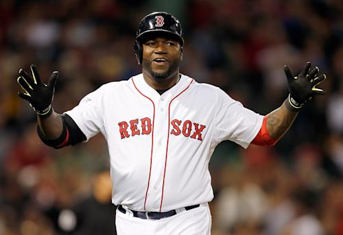 David Ortiz (Photo by Jim Rogash/Getty Images)