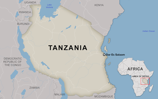 Tanzania has one of the highest rates of teen pregnancy in the world, with about 21 percent of girls giving birth between the ages of 15 and 19, according to the Tanzania National Bureau of Statistics. (Yahoo News)