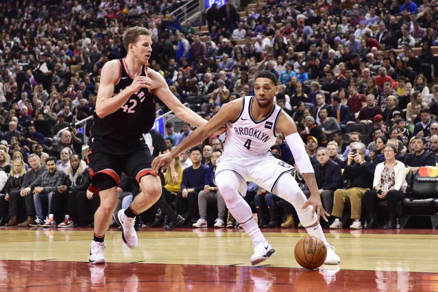 "<a class=""link rapid-noclick-resp"" href=""/nba/players/5434/"" data-ylk=""slk:Jahlil Okafor"">Jahlil Okafor</a>'s NBA career has been stuck in park since his rookie season. (AP)"