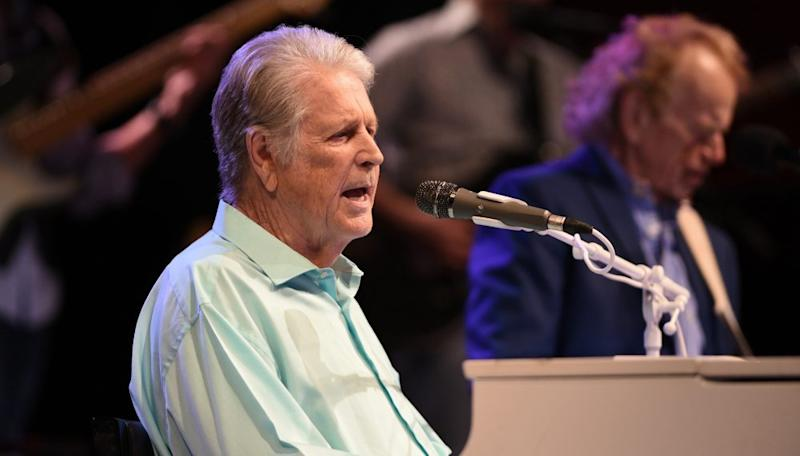 Brian Wilson Decries Beach Boys Concert At Trophy Hunting Convention