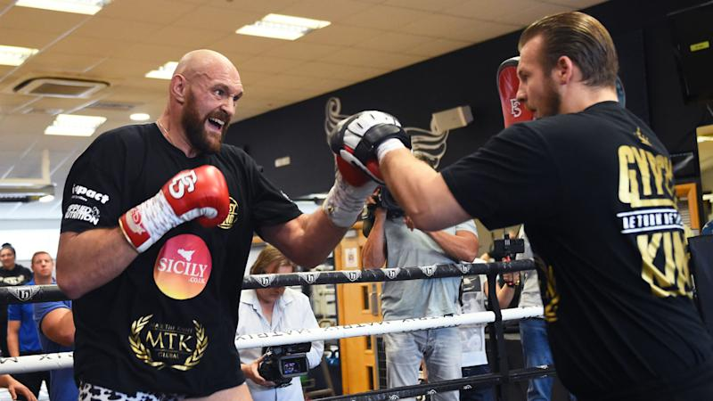 Tyson Fury: I'm the best boxer worldwide