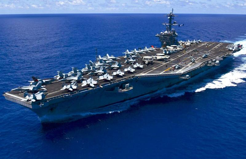 By U.S. Navy Photo by Mass Communication Specialist 3rd Class Eric Coffer - This Image was released by the United States Navy with the ID 150531-N-GW139-831 (next).This tag does not indicate the copyright status of the attached work. A normal copyright ta