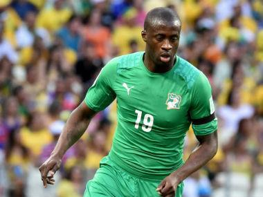Ivory Coast's Manchester City midfielder Yaya Toure, who turns 35 in May, will return to international football more than three years since his last game for his country after being named in the squad for friendlies in France next week.