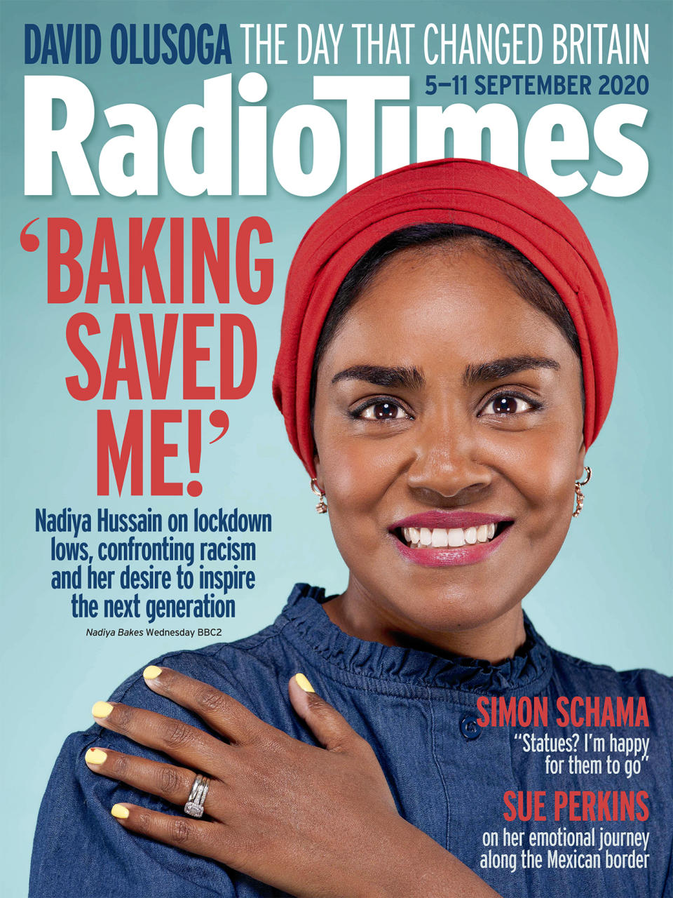 Radio Times magazine cover (Radio Times)