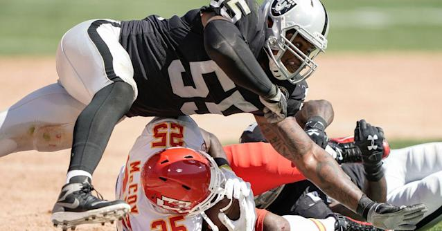 Silver Mining 9/20: Vontaze Burfict returning to pro bowl form for Raiders