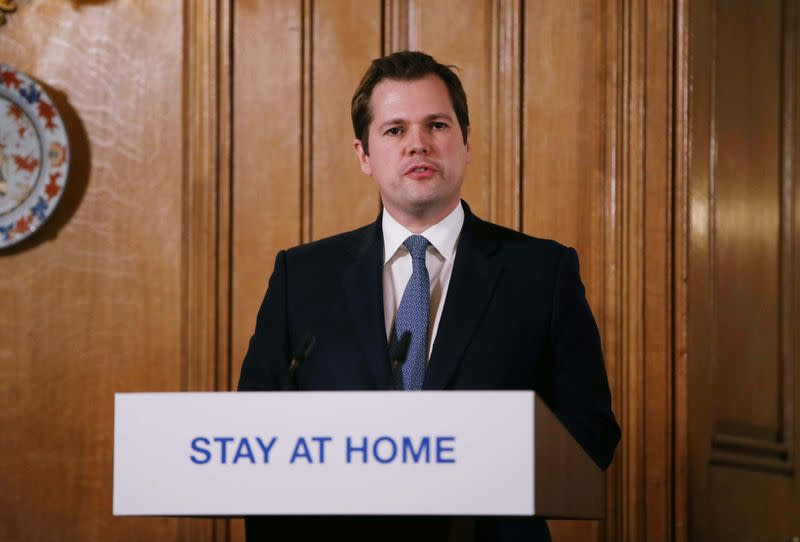 New framework for areas badly affected by coronavirus, says UK minister