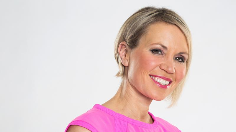 Colleague's emotional on-air tribute to Dianne Oxberry after broadcaster's death