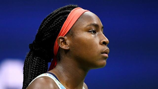 After beating Andrea Petkovic in straight sets at the Linz Open, reaching her first WTA Tour final, Coco Gauff hailed her rapid rise.