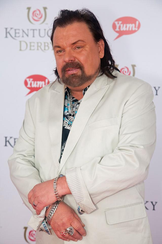 Thomas Kinkade attends the 137th Kentucky Derby at Churchill Downs on May 7, 2011 in Louisville, Kentucky.