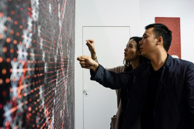 Huang Xiaoshuai and his wife Wei Mengyuan are part of a growing young clique of affluent, jet-setting Chinese art enthusiasts who are building their own personal high-end collections