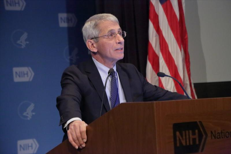 Dr. Fauci Says Here's When 'There's An End to This'