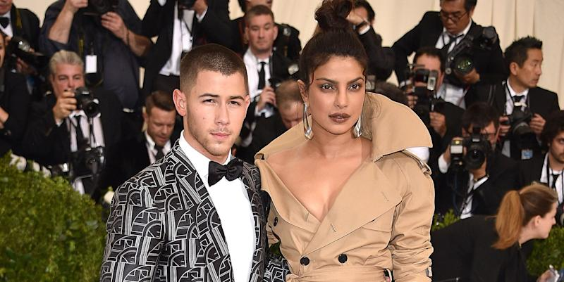 Nick Jonas unfazed by Priyanka Chopra age gap