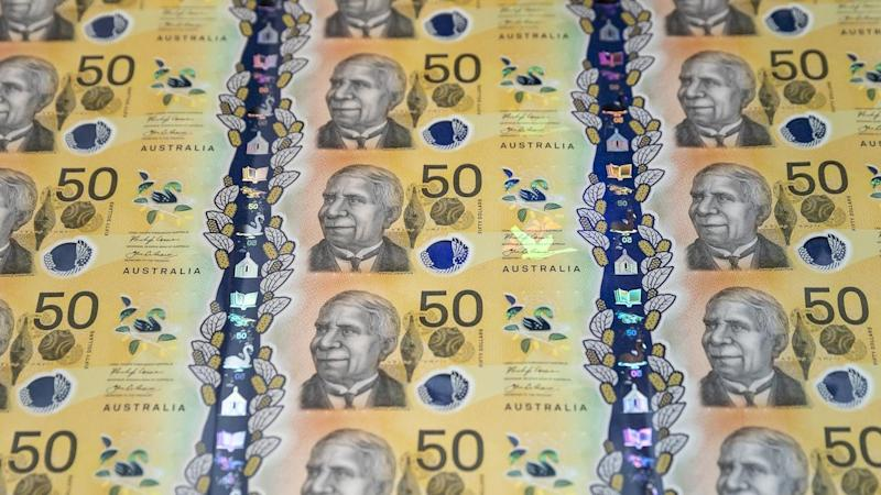FIFTY DOLLAR BANKNOTE
