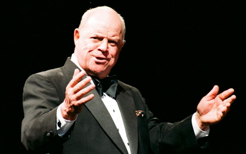 Don Rickles died in his Los Angeles home - Rex Features