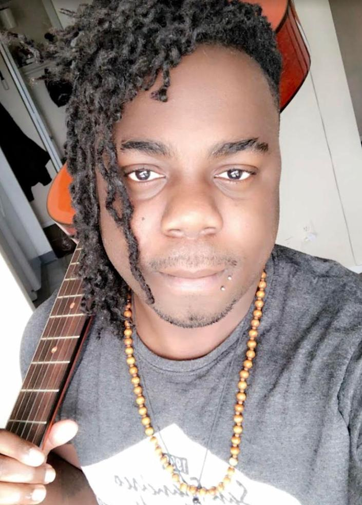 Damion Robinson, 27, of Ashburn died from injuries sustained in a June 7 crash when a car crossed in front of his motorcycle. (Courtesy of Selena Drincic)