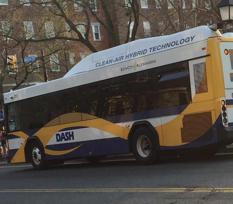 DASH Bus will make face coverings required for passengers, effective Monday, May 18.
