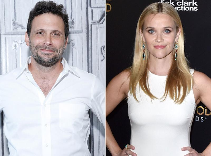 Jeremy Sisto Reminisces About His First Actress Girlfriend Reese