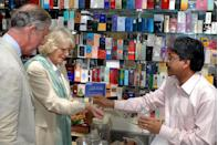 "<p>Camila isn't <a href=""https://www.goodhousekeeping.com/beauty/g4944/best-rose-scented-perfumes/"" rel=""nofollow noopener"" target=""_blank"" data-ylk=""slk:trying on perfume"" class=""link rapid-noclick-resp"">trying on perfume</a>. She's simply shopping for a new ""scent.""</p>"