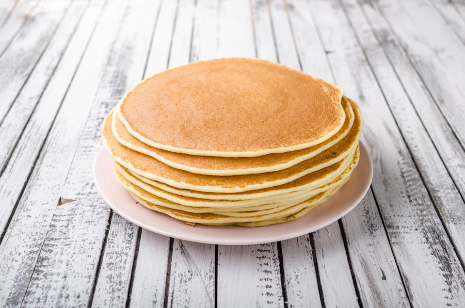 Keto pancakes are the most popular recipe of the year, according to Google end-of-year search data. Here's how to make them. (Photo: Getty Images)