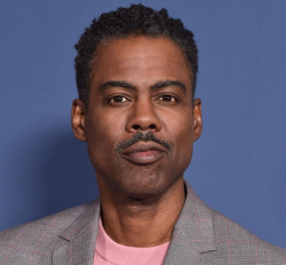Comedian Chris Rock arrives for 'The Way Back' World Premiere on January 09, 2020 in Los Angeles, CA