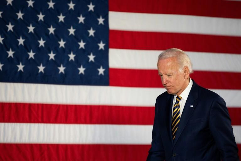 Democratic presidential candidate Joe Biden will accept his nomination online after deciding that an in-person convention is too risky