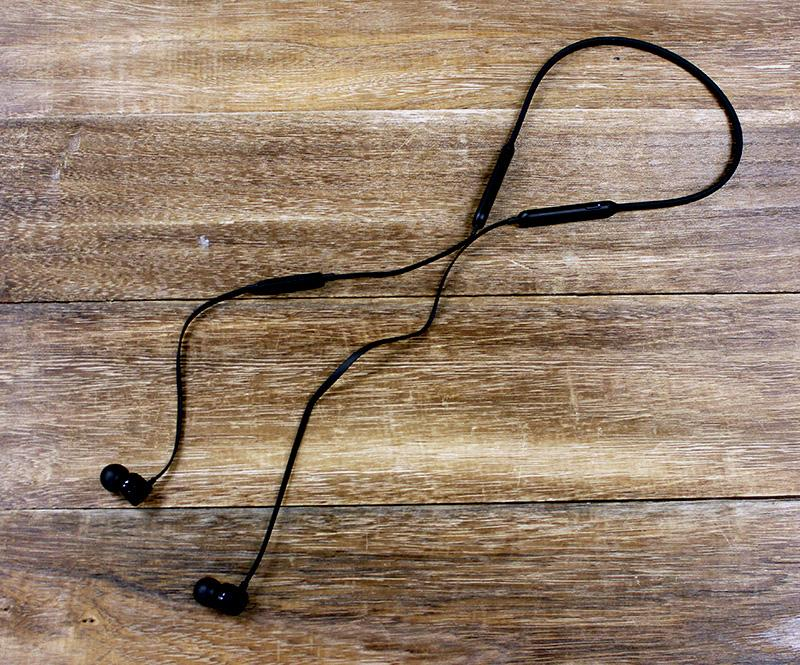 The BeatsX are clearly aimed at a sportier demographic.
