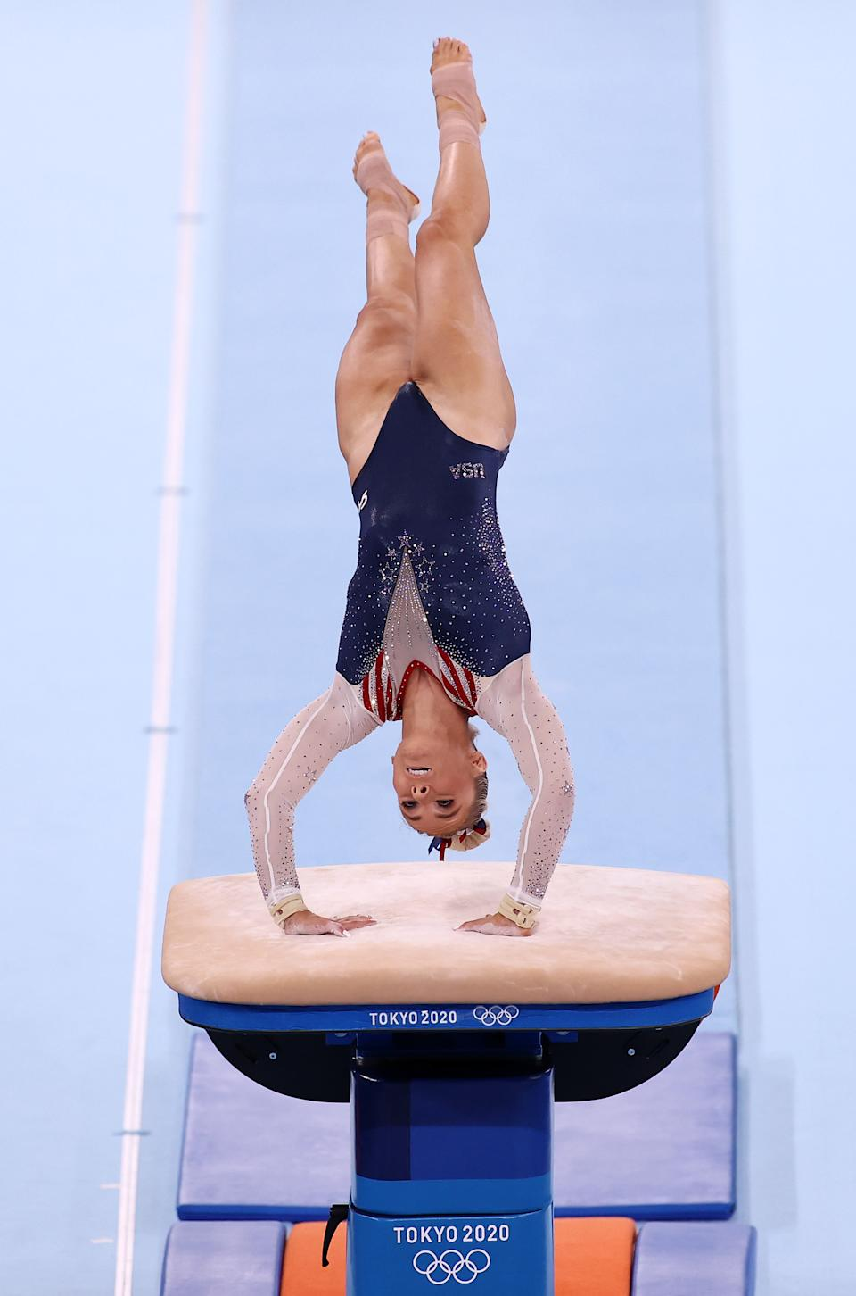 <p>MyKayla was an alternate for the Rio Games, but did not have an official spot on the team.</p>