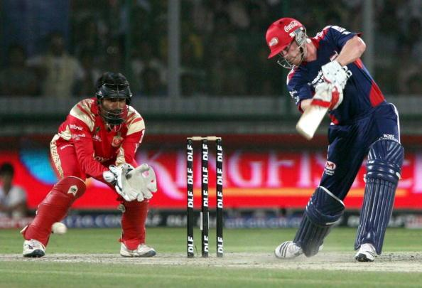 IPL 3: Delhi Daredevils v Royal Challengers Bangalore : News Photo