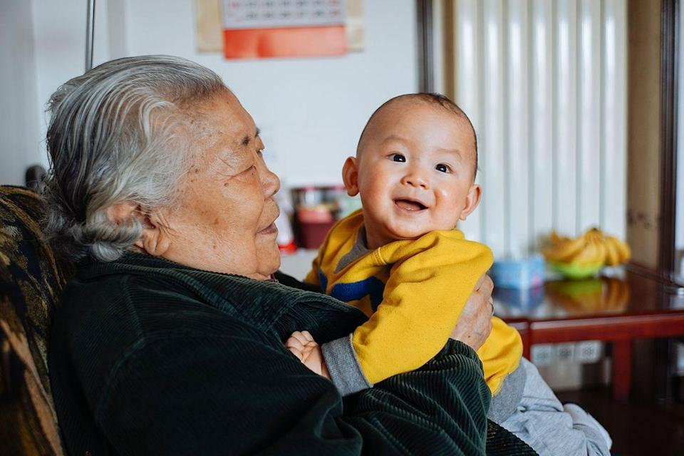 "<p>If you spend time playing with and caring for a grandchild, you're 37% more likely to survive than those who do not care for their grandchildren, according to analysis of the <a class=""link rapid-noclick-resp"" href=""http://www.sciencedirect.com/science/article/pii/S1090513816300721"" rel=""nofollow noopener"" target=""_blank"" data-ylk=""slk:Berlin Aging Study"">Berlin Aging Study</a>. Don't have grandchildren? Don't worry. Even study volunteers who cared for others outside of their family through charity work lived an average of 3 years longer than those who did not care for anyone. Still, be wary not to get too involved; helping too much, so that it adds stress to your life, can negatively impact both your physical and mental health. </p>"