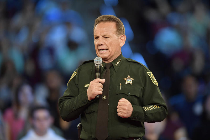 Embattled Florida Sheriff Scott Israel Suspended for Response to Deadly Parkland Shooting