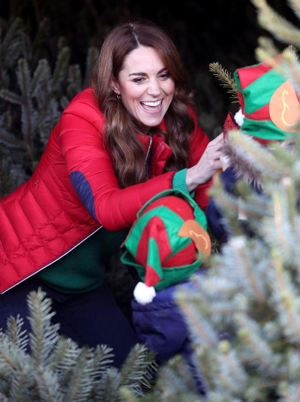 <p>The royal family follows the German custom of opening presents on Christmas Eve, which means no gifts on Christmas day. Instead, the family attends the aforementioned church service at St. Mary Magdalene Chapel on the 25th followed by Christmas lunch. </p>