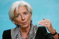 IMF's Lagarde urges ECB to consider QE