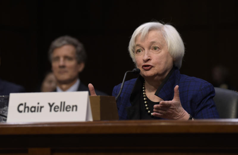 Yellen: Expect Fed to resume raising rates in coming months