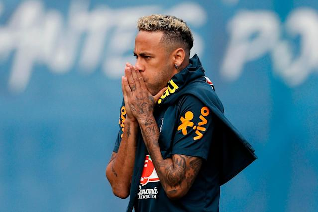 Neymar injury latest: Brazil in World Cup panic mode amid doubts over star's form and fitness
