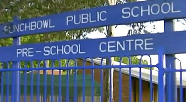Students at Punchbowl public school reportedly threatened to behead teaches. Photo: 7 News