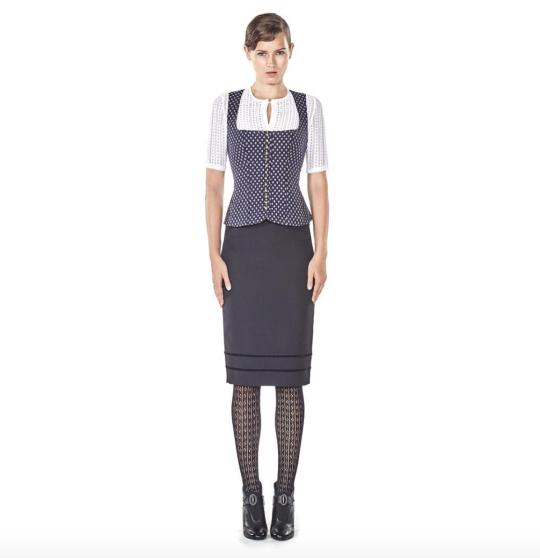 O 39 zapft is die dirndl trends 2016 for Dirndl fa r mollige