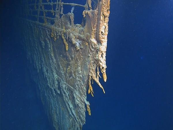 Titanic Wreck Expedition project