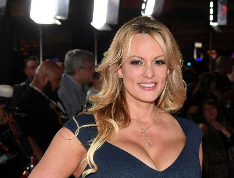 The porn star Stormy Daniels alleged that she was arrested for political reasons related to her claim of an alleged affair with Donald Trump
