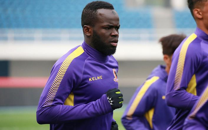 Tiote died aged 30 after collapsing in training with Chinese club Beijing Enterprises - REUTERS