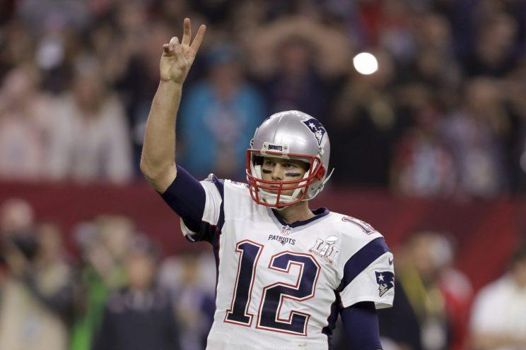 f28e0a5bd Tom Brady s stolen Super Bowl LI jersey is worth a small fortune